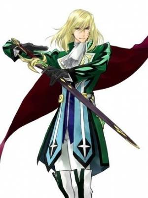 Richard wig from Tales of Graces