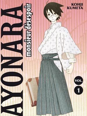 Nozomu Itoshiki wig from Sayonara, Zetsubou-Sensei