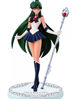 Sailor Pluto wig from Sailor Moon