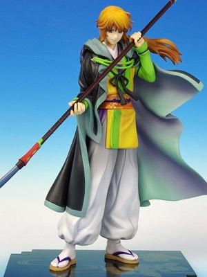 Musashibo Benkei wig from Harukanaru Toki no Naka de 3