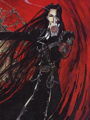 Isaak Fernand Von Kampfer wig from Trinity Blood