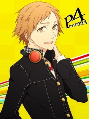 Yosuke Hanamura wig from Shin Megami Tensei: Persona 4