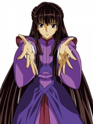 Marina Ismail wig from Mobile Suit Gundam 00