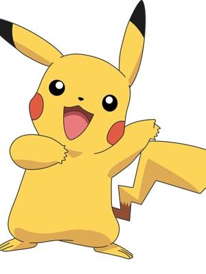 Pikachu wig from Pokemon