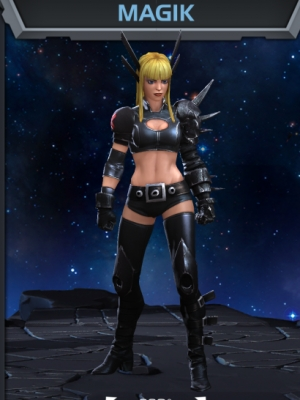 Magik (X-Men: Legends)