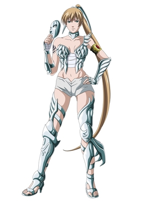 Yuzuriha Crane wig from Saint Seiya: The Lost Canvas