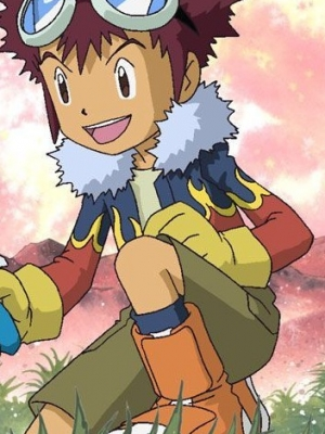 Davis wig from Digimon Adventure