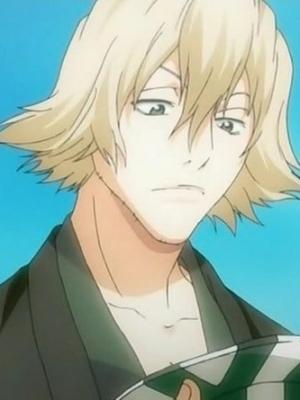 Kisuke Urahara wig from Bleach