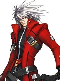 Ragna the Bloodedge wig from BlazBlue: Calamity Trigger