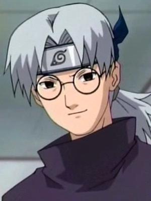 Kabuto Yakushi wig from Naruto