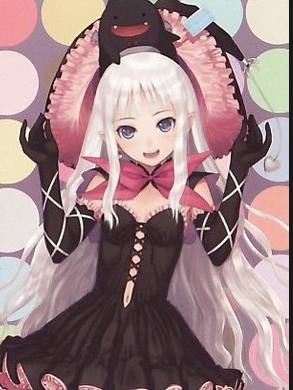 Melty wig from Shining Hearts