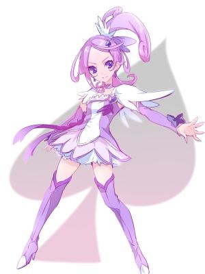 Cure Sword wig from Doki Doki! Precure