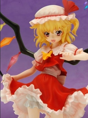 Flandre Scarlet wig from Touhou Project