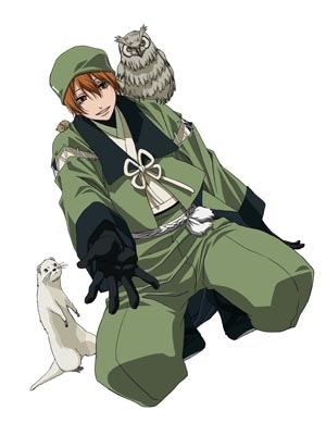 Sasuke Sarutobi parrucca Da Brave 10