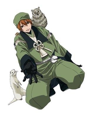 Sasuke Sarutobi peluca de Brave 10