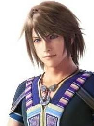 Noel Kreiss peluca de Final Fantasy XIII