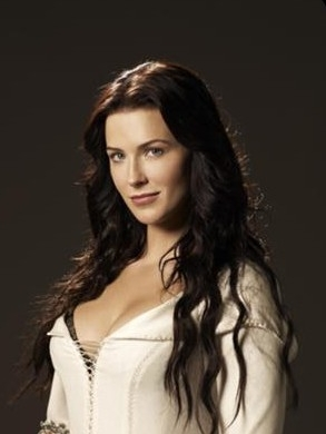 Kahlan Amnell wig from Legend of the Seeker
