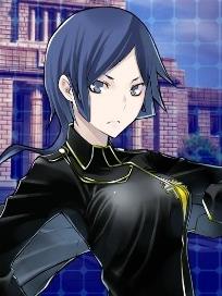 Makoto Sako perruque De Shin Megami Tensei: Devil Survivor