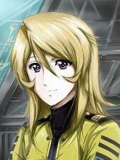 Yuki Mori wig from Space Battleship Yamato 2199