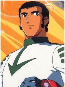 Daisuke Shima wig from Space Battleship Yamato 2199