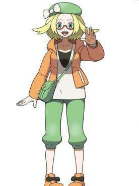 Bianca wig from Pokemon Black and White