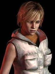 Heather Mason wig from Silent Hill