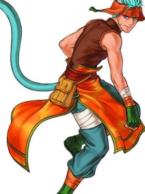 Ranulf wig from Fire Emblem: Path of Radiance