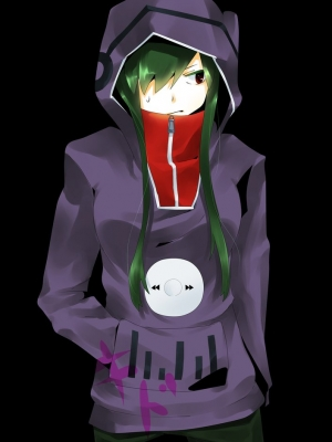 Kido Tsubomi wig from Kagerou Project