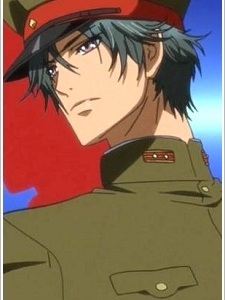 Genpachi Inukai wig from Hakkenden: Eight Dogs of the East