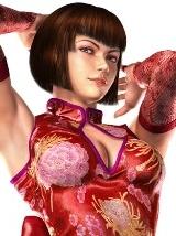 Anna Williams parrucca Da Tekken
