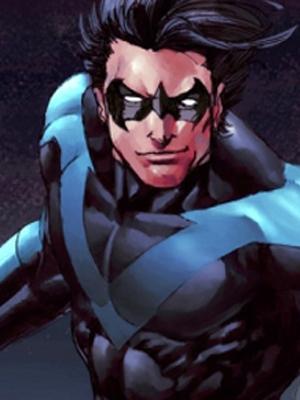 Nightwing wig from Batman