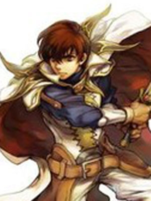 Leif wig from Fire Emblem Awakening