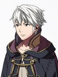 Robin wig from Fire Emblem Awakening