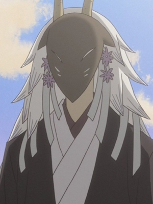 Fuzukigami wig from Natsume's Book of Friends