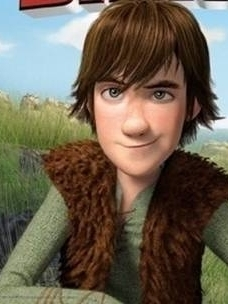Hiccup Horrendous Haddock III wig from How to Train Your Dragon