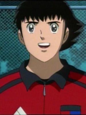 Tsubasa Oozora wig from Captain Tsubasa