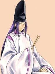 Fujiwara no Sai wig from Hikaru no Go