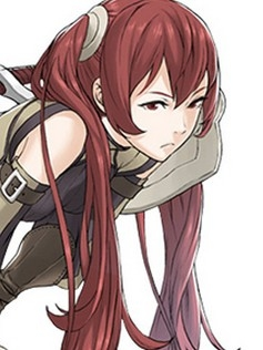 Severa wig from Fire Emblem Awakening
