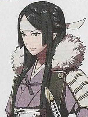 Sayri wig from Fire Emblem Awakening