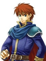 Eliwood wig from Fire Emblem: Rekka no Ken