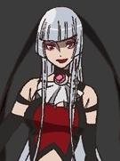 Lady Koto wig from Kyousougiga