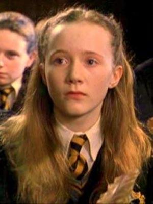 Hannah Abbott wig from Harry Potter
