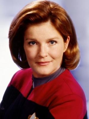 Kathryn Janeway wig from Star Trek