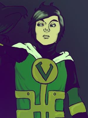 Loki Laufeyson peluca de Thor