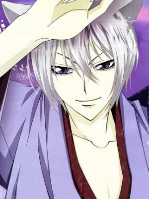 Tomoe wig from Kamisama Kiss