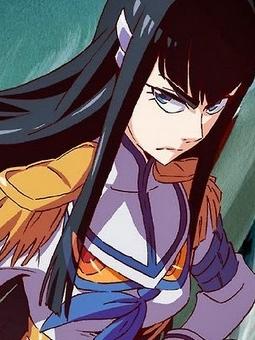 Satsuki Kiryuin wig from Kill la Kill