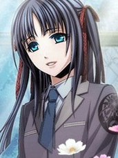Saya Fujimori wig from Hiiro no Kakera