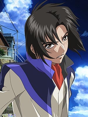 Kazuki Makabe wig from Fafner in the Azure