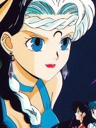Bertier parrucca Da Sailor Moon