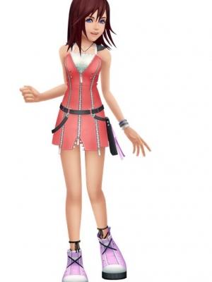 Kairi wig from Kingdom Hearts